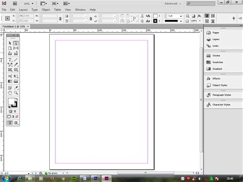 fungsi layout design mengenal fungsi tools indesign cs 6 mhenk