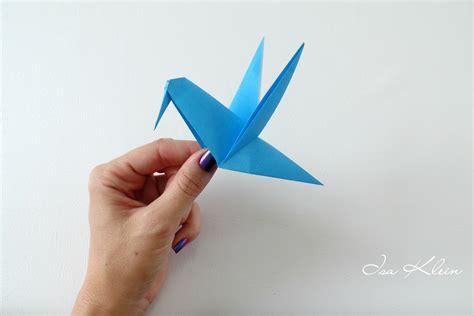 Flor De Origami - origami beija flor
