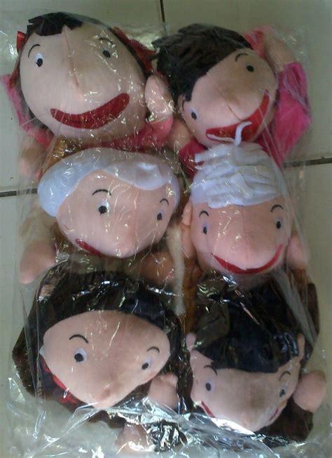Laris Mainan Eduka Boneka Jari Keluarga Edukatif boneka tangan keluarga umum mainan kayu