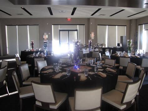 the sunset room national harbor glam with tone wedding theme wedding reception at the sunset room wolfgang