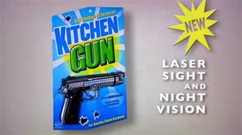 kitchen gun athletic kitchen gun youtube