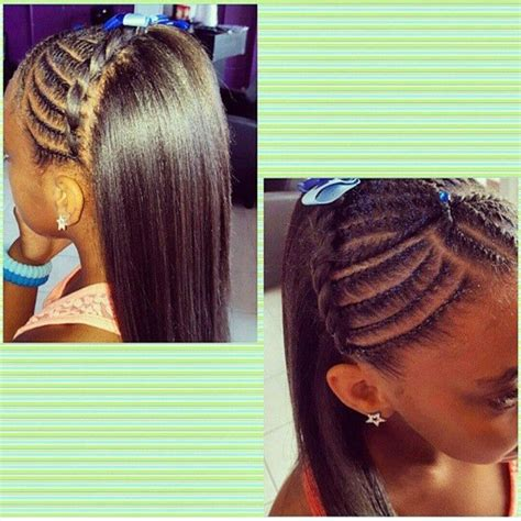 braids hairstyles for black women plats this is so creative pinteres