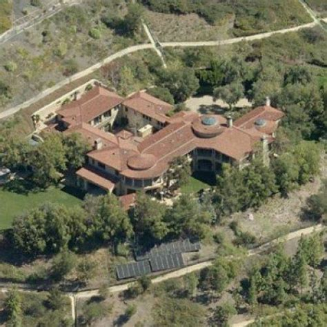 arnold schwarzenegger s house in los angeles ca