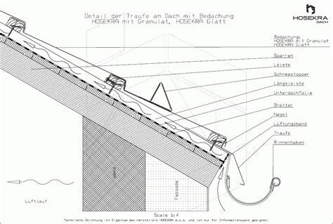 Was Ist Ein Gesims by Dachrinne Detail Haus Deko Ideen