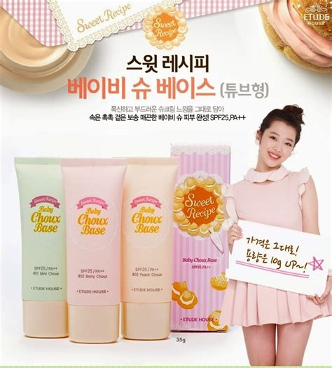 Etude House Lock N Summer Bedak Padat 2in1 Perawatan Wajah chibi s etude house korea august 2014