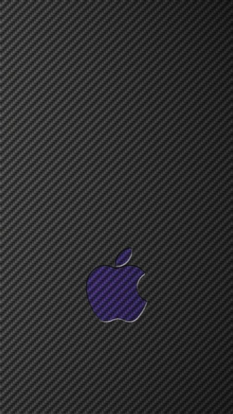 blue apple  black iphone  wallpapers hd  iphone