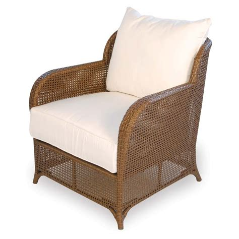 wicker couch replacement cushions lloyd flanders carmel wicker lounge chair replacement