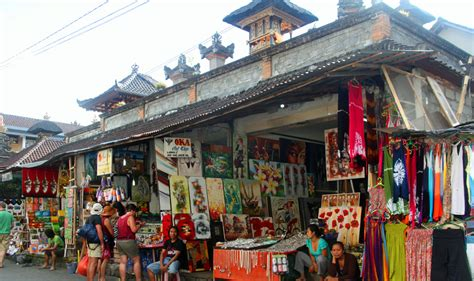 Handmade Goods Marketplace - souvenirs and handmade goods in bali ubud tourism