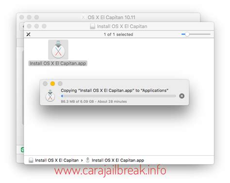 tutorial membuat bootable usb cara mudah membuat bootable usb flashdisk os x el capitan