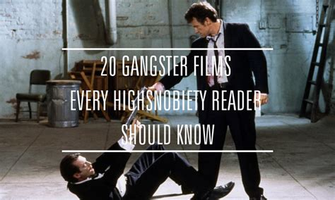 gangster movie of 2015 the 20 best gangster movies every highsnobiety reader