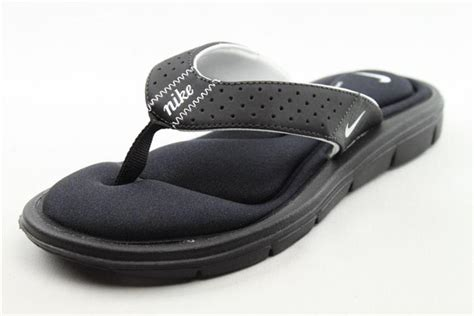 nike comfort footbed womens shoes nike 32 comfort footbed womens flip flops sandals shoes 6
