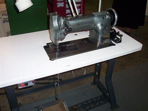 Upholstery Vermont Singer Walking Foot Industrial Sewing Machine 111g Moose