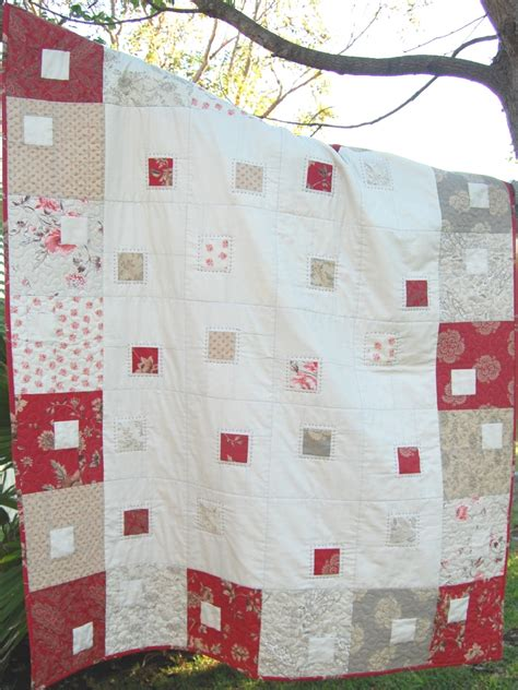 Baby Quilt Patterns Modern by Kate Conklin Designs Gathered In Modern Baby Quilt Pattern