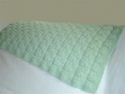 basketweave knitting pattern basketweave baby blanket by vtcayton2516856 craftsy
