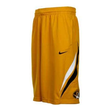 Nike Logo On Glittering Golden Basketball Iphone All Hp nike s missouri tigers replica basketball shorts in