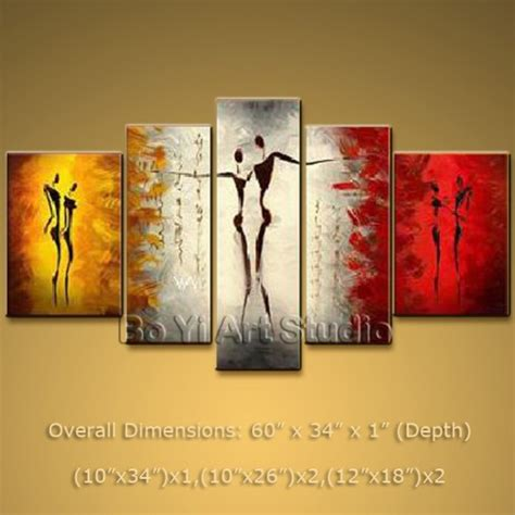 modern abstract canvas wall modern abstract painting on canvas framed wall