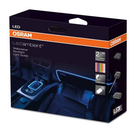 car ambient lighting kit osram launches wireless ambient lighting kits for cars