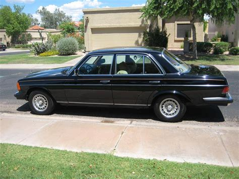 mercedes for sale 1980 mercedes 300d for sale 1804875 hemmings motor