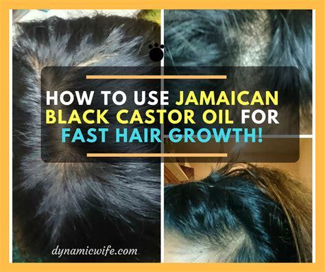 grow your hair faster 15 jamaican black castor oil hair how to use jamaican black castor oil for hair growth fast