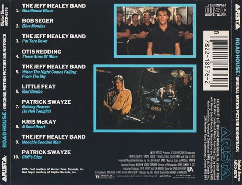 road house soundtrack road house soundtrack jeff healey