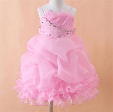 5 pink designer birthday dresses for