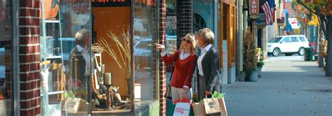 traverse city mi shopping fall shopping