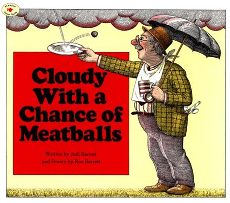 chance developments stories books cloudy with a chance of meatballs where the things read