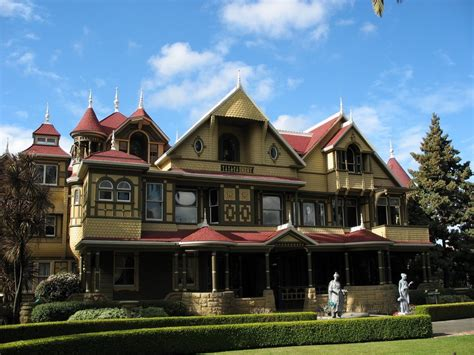 mystery house san jose panoramio photo of winchester mystery house san jose ca