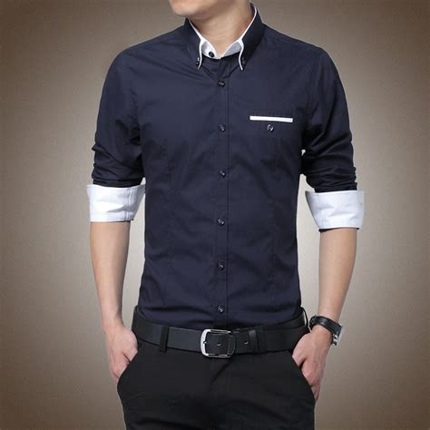 design dress shirts shirt dress designs 2015 for men 5 pakifashion