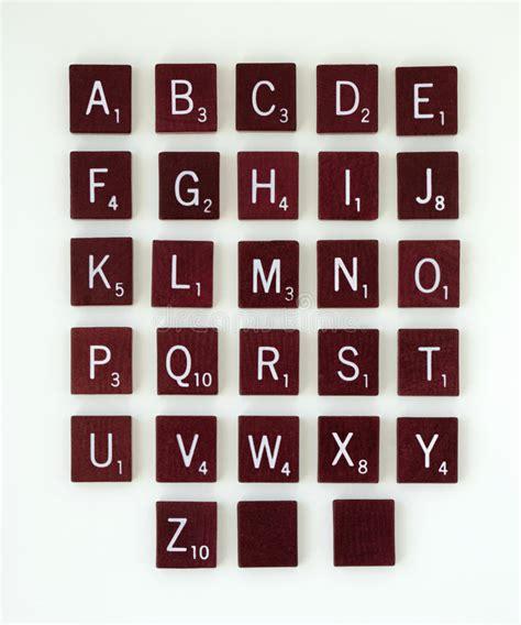 scrabble blank tile score scrabble alphabet stock photo image 50624355