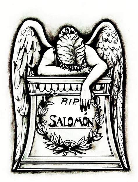 tattoo angel of grief grieving angel by sillykat on deviantart