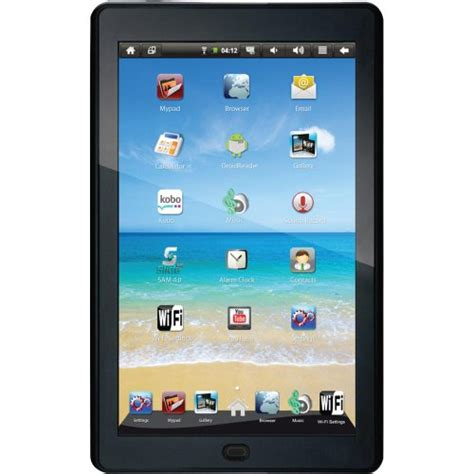 sylvania sytab7mx 7 inch tablet android tablets