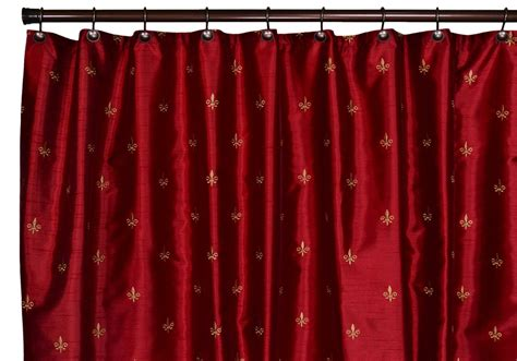 fleur de lis curtains furniture ideas deltaangelgroup