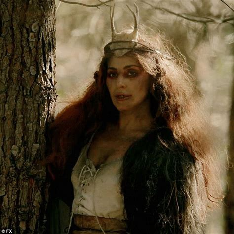 lade wood gaga plays witch of the woods on american horror