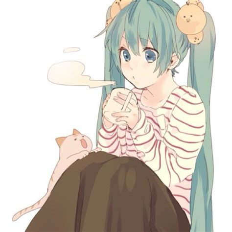imagenes kawaii de hatsune miku 51 best images about hatsune miku on pinterest so kawaii
