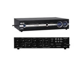 tripplite ht7300pc isobar 2u rack mount a v power conditioner