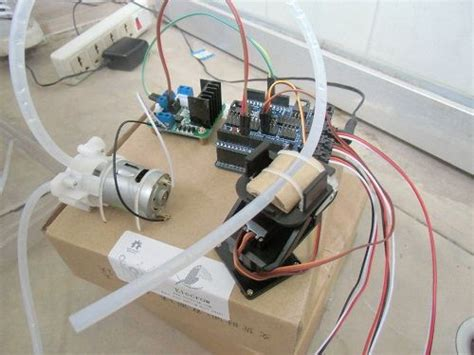 projects on arduino based automatic plant watering system pdf arduino automatic watering system for plants sprinkler