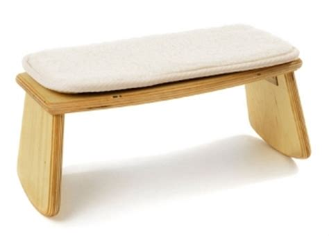 banqueta yoga meditation stool collapsible buy online at yogishop