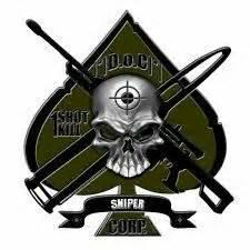 Rubber Patch Perekat Sniper Tactical Airsoft Gun Emblem Velcro 1 sniper shirt http www vision strike wear sniper shirts html army