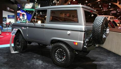 2015 Ford Broncos by 94 Ford Bronco 2015 Price Everything We About The