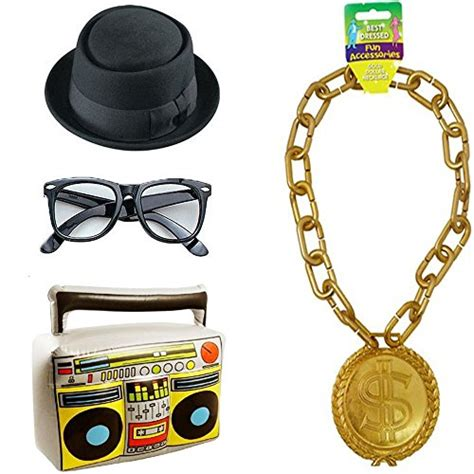 80s Accessories For Boys by 80s Costumes For At Simplyeighties