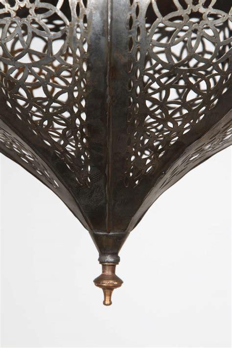 Moroccan Chandeliers Moroccan Lighting Fixtures Pair Of Moroccan Vintage Hanging Glass Light Fixtures For Sale At 1stdibs