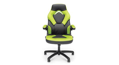 essentials leather gaming chair  cool chairs