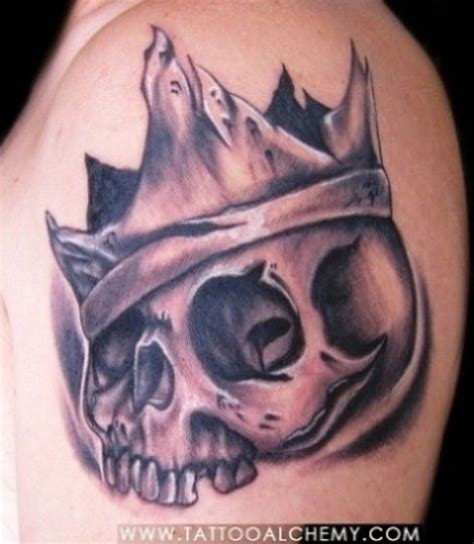king tattoo on shoulder wonderful grey ink skull king tattoo on shoulder skull