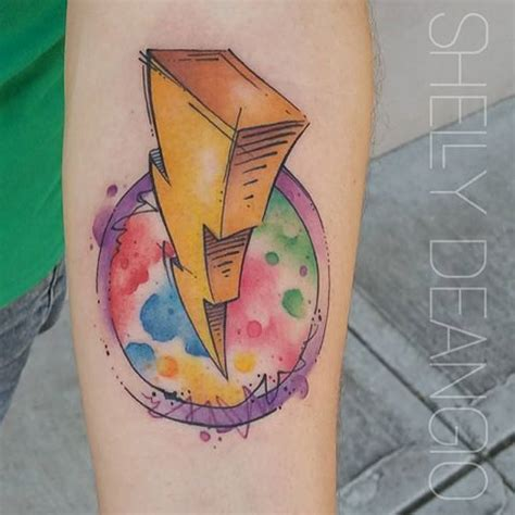 power rangers tattoo best 25 power rangers ideas on power