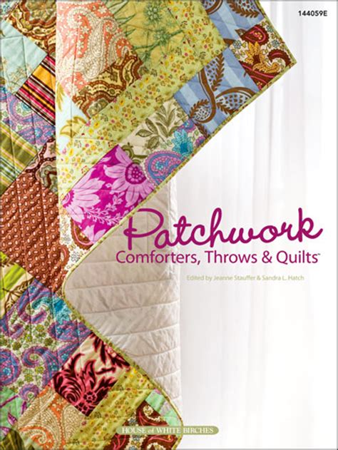 Patchwork Bedspreads And Throws - quilting patchwork comforters throws quilts 144059e