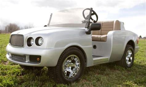 Lamborghini Golf Cart Lamborghini Inspired Golf Cart From Pennwick 7