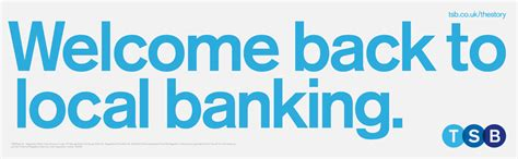 tbs bank uk brand new new logos for tsb and lloyds bank by rufus leonard
