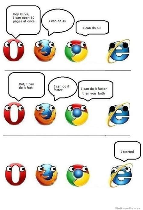 Ie Meme - internet explorer meme weknowmemes