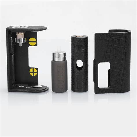 Authentic Hugo Squeezer Bf Squonk Mechanical Box Mod authentic hugo squeezer black 10ml 20700 bf squonk
